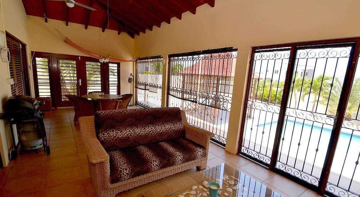 Tropenhuis Palmar Curacao
